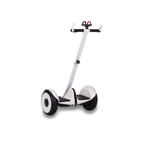 M1Robot Ninebot mini + два рулевых рычага Music Edition белый купить