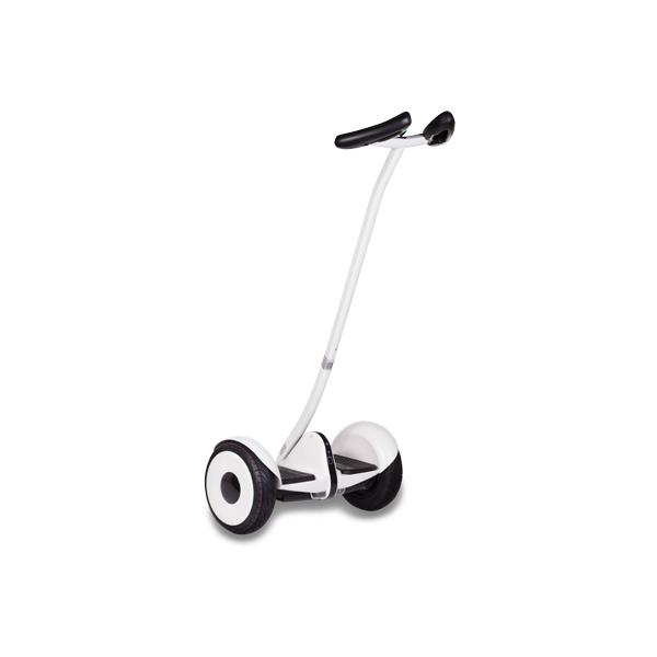 M1Robot Ninebot mini + второй мягкий руль Music Edition (белый) купить