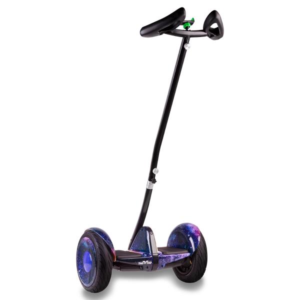 Купить MiniRobot Ninebot mini + второй мягкий руль (космос синий)