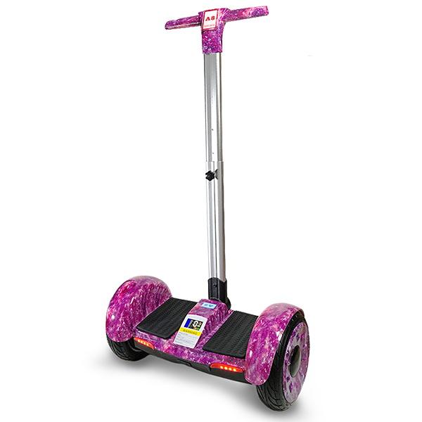 Купить Гироскутер А8 фиолетовый